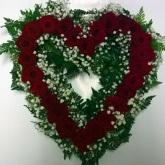Hautaseppele, sydän